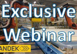 Exclusive Webinar – Randek ZeroLabor Robotic System