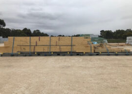 Roadpod: A Timber Fabricator's Experience With The Innovative Transport System