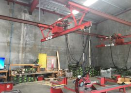 Machinery For Sale – PRICE REDUCED – 'Pryda' Multi Arm Truss Jig System