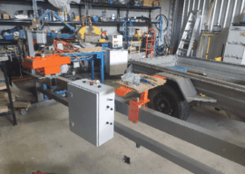 Machinery for Sale – Refurbished Bostitch Wallframer