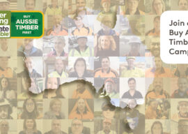 Buy Aussie Timber Framing First Campaign