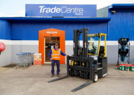 A Safer and More Productive Workplace with Combilift