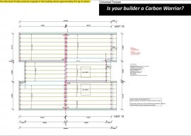 Is Your Builder a Carbon Warrior?