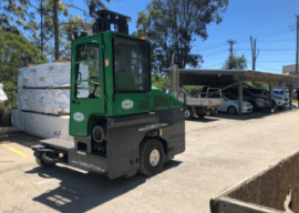 Machinery For Sale – Combilift Sideloader