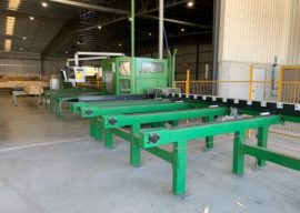 Machinery For Sale – Multinail MAC Saw