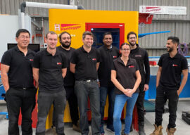 Hundegger extends Service Support in the Region