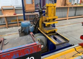 Machinery For Sale – Bottom Chord Press