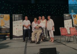 2019 Clive Martella Service to Industry Award