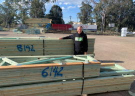 Supporters & Local Heroes for Buy Aussie Timber First Appearing out of the Woodwork!