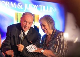 Recognising Industry Icons – Norm & Judy Tilling
