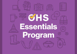 WorkSafe Victoria – OHS Essentials Program
