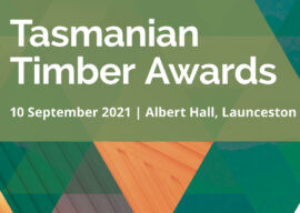 Timberlink Australia announced as a winner in the Environmental Excellence category at the 2021 Tasmanian Timber Awards