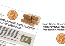 """Timber Industry Reminded of Responsibilities Regarding """"Claims Of Compliance"""" on Structural Timber"""