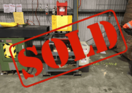 SOLD – Timber Butt Joiner & Mitre Saw