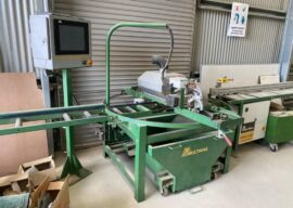 Machinery for Sale – PRICE REDUCED – Multinail Automated Rafter Cutter