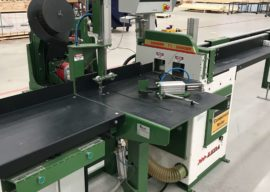 Machinery For Sale – 2x Multinail Component Nailers