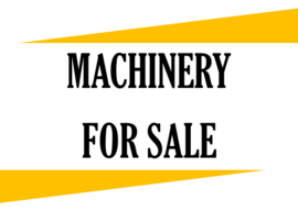 Machinery for Sale – PRICE REDUCED – Spida CSS Saw