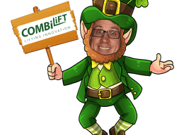 The Luck of the Irish – CombiLift Tour