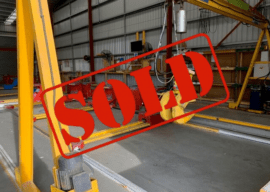 SOLD – MiTek Gantry