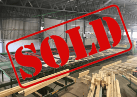 SOLD – Multinail Roller Plant