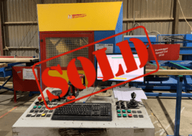 SOLD – Hundegger SPEED-Cut SC2i