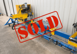 SOLD – Framequip Wall Framers x2